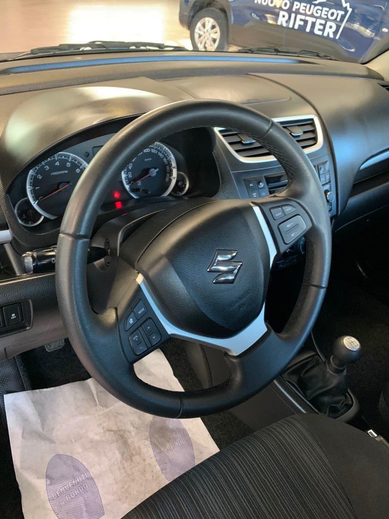Emmeti 4x4 Val di Susa auto usate Suzuki Swift 4X4 9