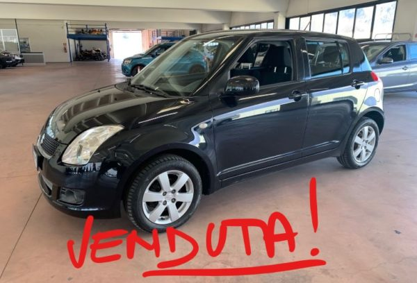 Suzuki Swift 1.4 4×4  90cv  5 p
