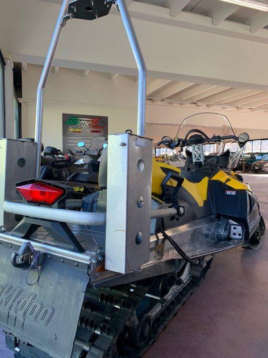 emmeti 4x4 motoslitta usata susa skidoo 600 ACE (3)