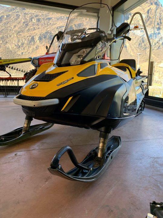 emmeti 4x4 motoslitta usata susa skidoo 600 ACE (5)