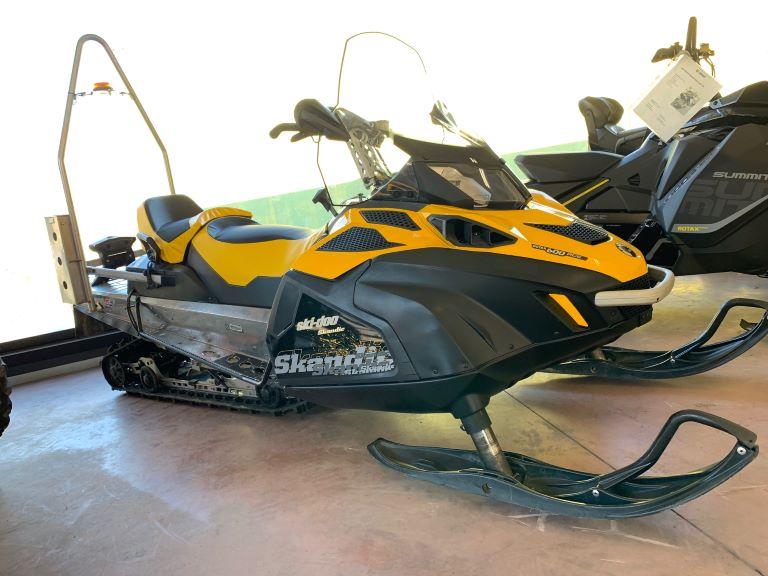 emmeti 4x4 motoslitta usata susa skidoo 600 ACE (6)