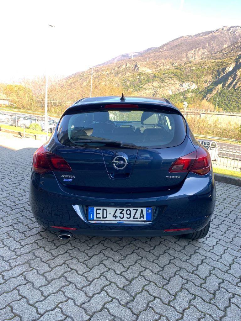 Emmeti 4x4 Val di Susa auto usate Operl Astra 1.4 (5)