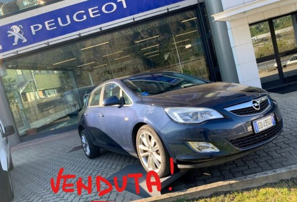Opel Astra 1.4 Turbo 140cv 5p