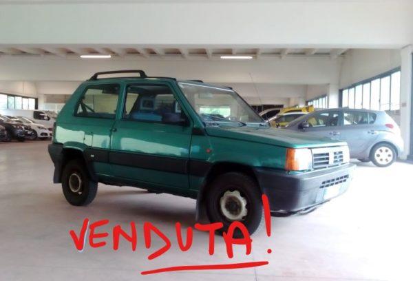 Fiat Panda 4×4 1.1 54cv benzina