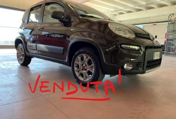 Fiat Panda Cross 1.3 MJ 80cv 4×4