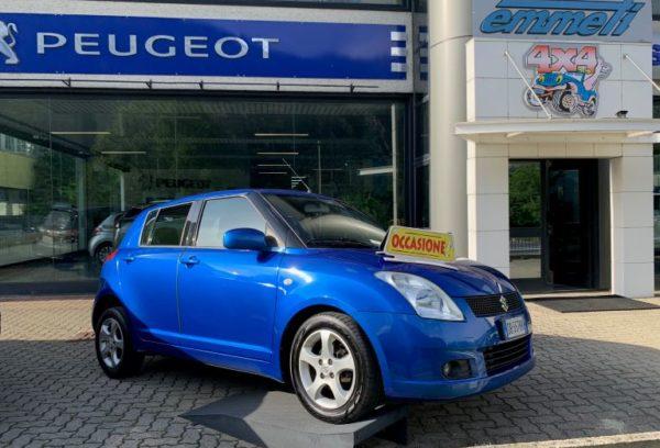 Suzuki Swift 1.3 90cv 2wd