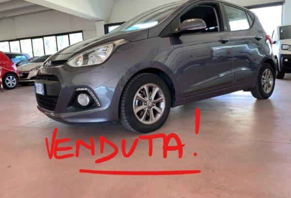 Hyundai i10 1.2 84cv Sound Edition