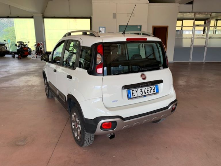 Fiat Panda 4x4 cross benz (1)