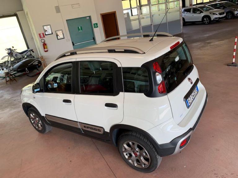 Fiat Panda 4x4 cross benz (2)