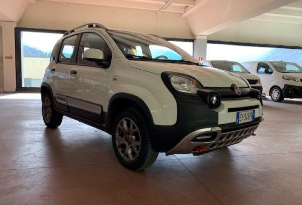 Fiat Panda Cross 0.9 TwinAir 4×4