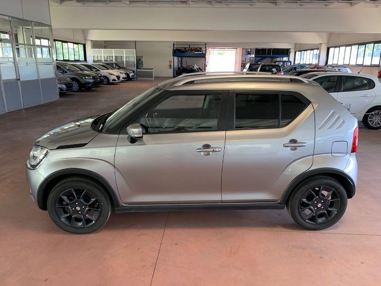 Suzuki Ignis 1.2 90cv 4wd allgrip Top (2)