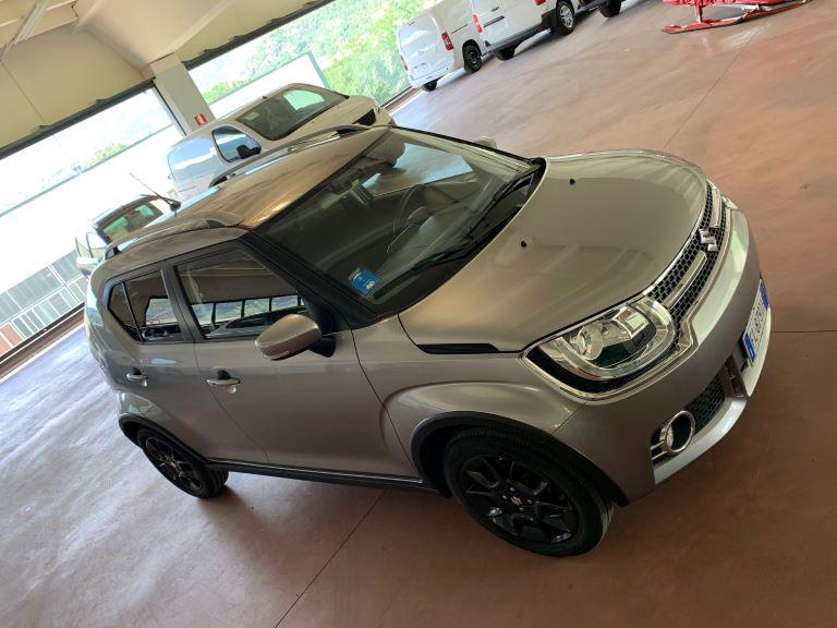 Suzuki Ignis 1.2 90cv 4wd allgrip Top (5)