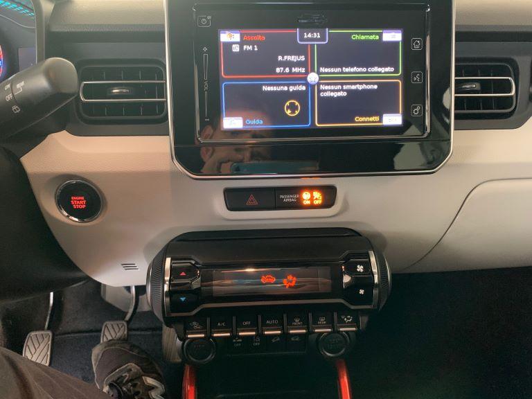 Suzuki Ignis 1.2 90cv 4wd allgrip Top (8)