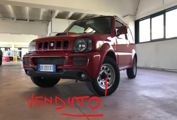 Suzuki Jimny 1.5 DDSi 85cv 4wd