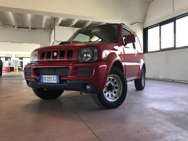 Jimny 1.5 DDSi 85cv 4wd rosso (7)