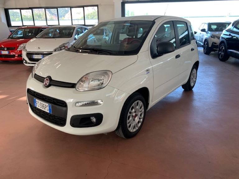 Fiat Panda 1.2 68cv Easy (7)