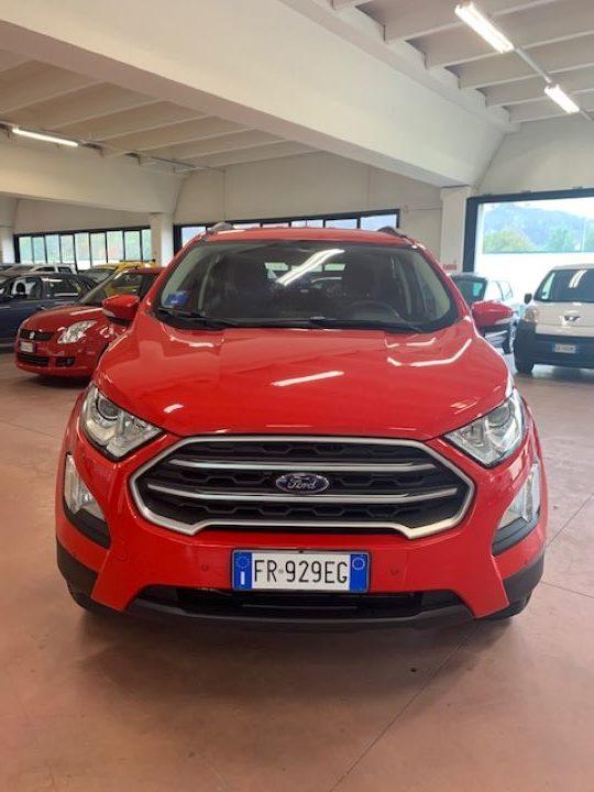 Ford Ecosport 1.0 Ecobooster 125cv S&S Titanium (1)