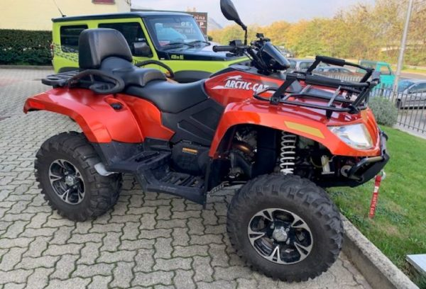 Quad Artic cat 1000 4×4 max