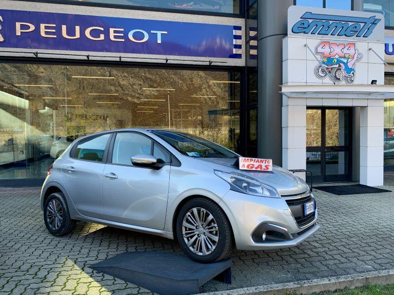 Peugeot 208 1.2 PureTech 82cv Active + GPL (1)