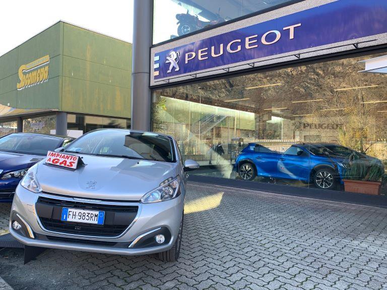 Peugeot 208 1.2 PureTech 82cv Active + GPL (7)