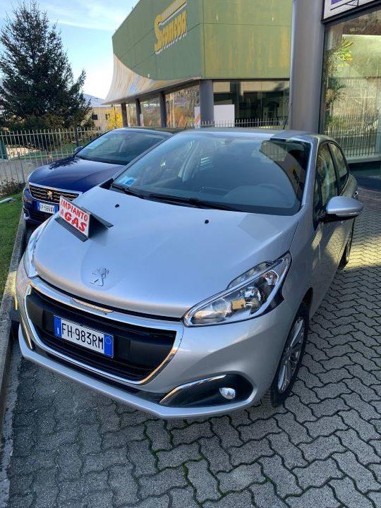 Peugeot 208 1.2 PureTech 82cv Active + GPL (8)