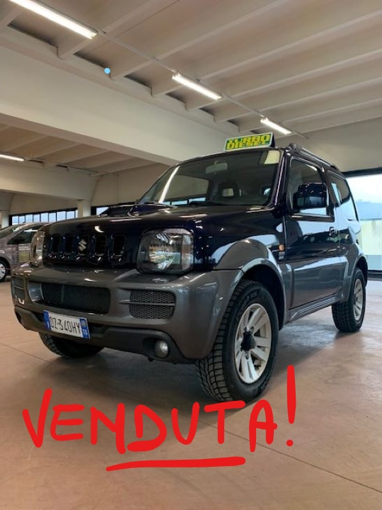 Suzuki Jimny 1.5 DDiS cat 4WD Evolution Plus