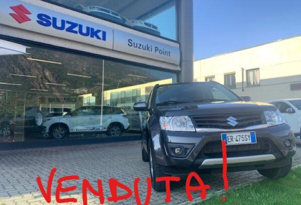 Suzuki Gran Vitara 1.9 DDIS 129cv 4WD 3p