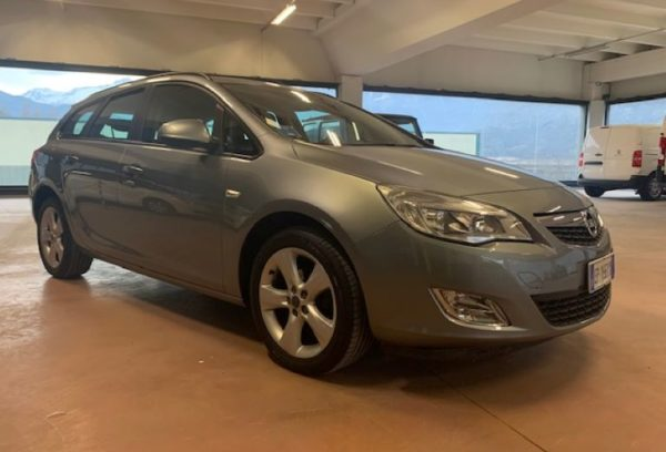Opel Astra SW 1.4 Turbo 140cv Sports GPL Tech Cosmo