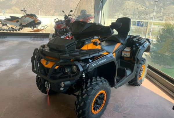 BRP CAN AM outlander 850 Max