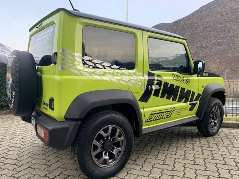 Suzuki Jimny 1.5 102cv 4WD Top Limited Edition Sakigake (3)