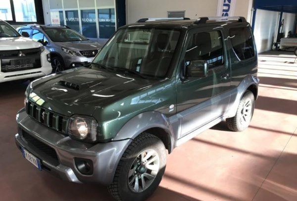 Suzuki Jimny 1.3 85cv 4WD Evolution Plus