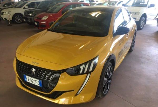 Peugeot Nuova 208 1.5 BHDi 100cv S&S GT-Line