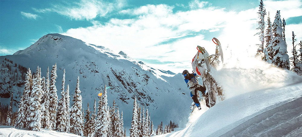 Freeride-Ski-Doo