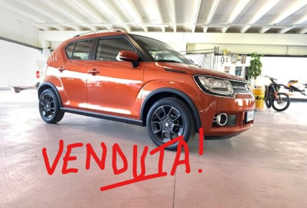 Suzuki Ignis 1.2 DJ Hyb 90cv 4WD Top