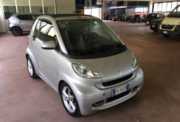Smart Fortwo 1.000 71cv MHD S&S Cabrio Pulse