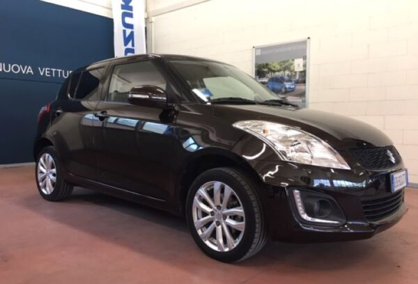 Suzuki Swift 1.2 VVT 94cv 4WD B-Top