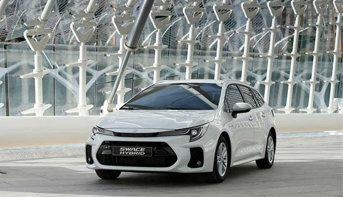 Auto Suzuki: SWACE HYBRID