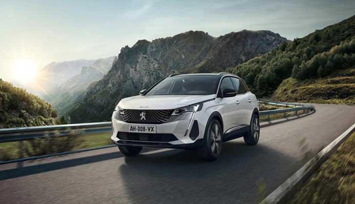 Auto Peugeot: SUV