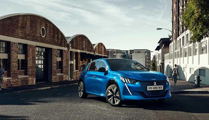 Auto Peugeot: city cars