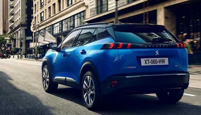 Auto Peugeot: elettriche e Plug-In Hybrid