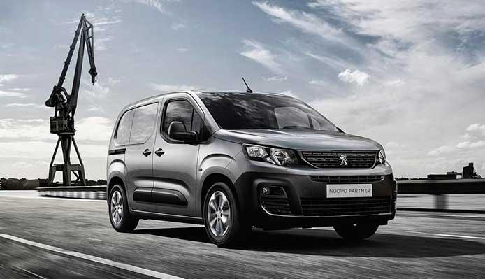 Peugeot veicoli commerciali
