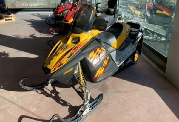 BRP SKI-DOO MXZ 600 HO Renegade