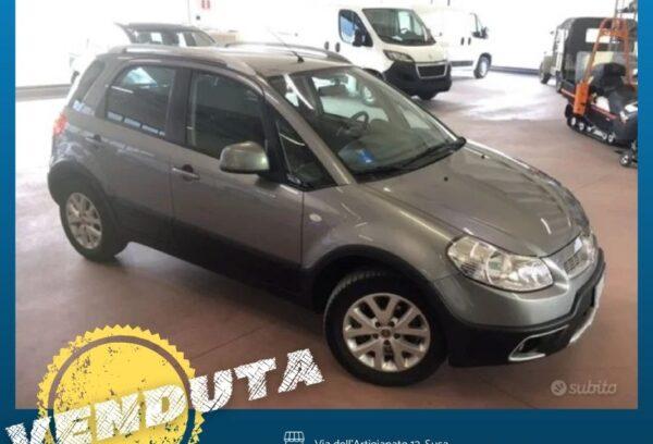Fiat Sedici 2.0 MTJ 135cv 4WD Emotion