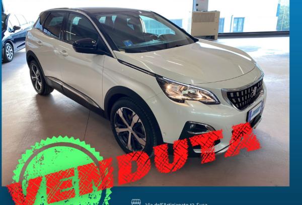 Peugeot 3008 2.0 BHDi 150cv S&S Allure