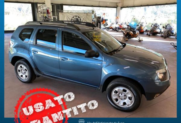 Dacia Duster 1.5 dCi 90cv 4×4 Laureate