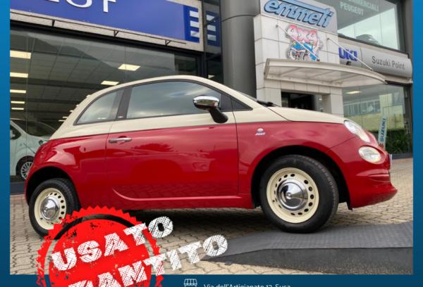 Fiat 500 1.2 69cv Anniversario